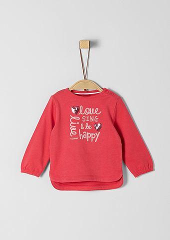 S.OLIVER Jerseyshirt_für Babys