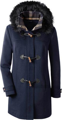 Куртка длинная typischen Dufflecoat-St...