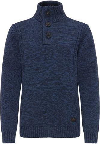 PETROL INDUSTRIES Пуловер с круглым вырезом