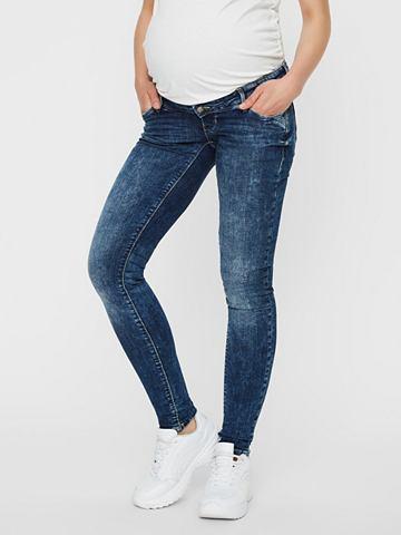 Джинсы джинсы для беременных узкий фор...