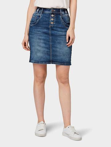 Юбка джинсовая Джинсовая юбка