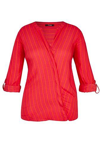 Auffällige блуза с Allover-Streif...