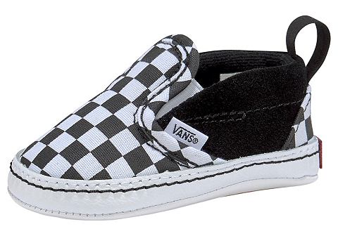 Кроссовки »Slip-On V Crib Checke...