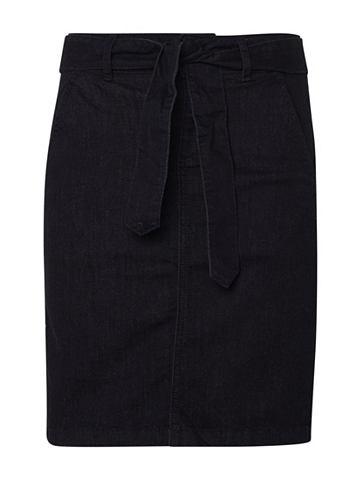 Юбка джинсовая юбка с Bindeband«...