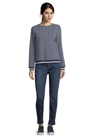 Betty&Co пуловер с Struktur