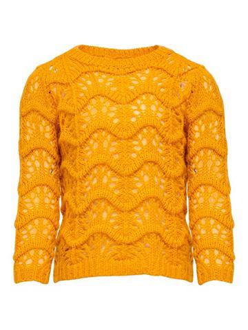 Struktur трикотажный пуловер