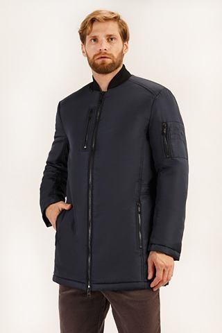 Пальто с нежный Wattierung