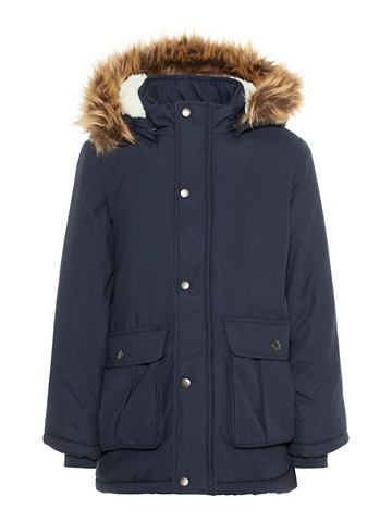 Wattierter куртка парка