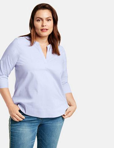 Блуза 3/4 рукава »Tunika из Baum...