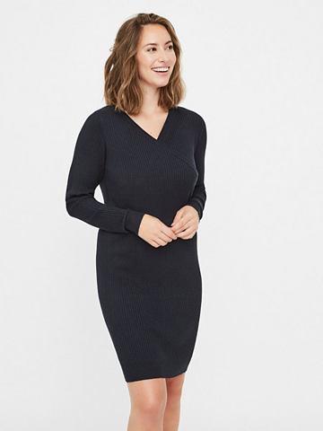 Мягкий geripptes платье для кормления