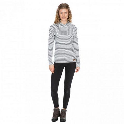 Пуловер с капюшоном »Damen Caram...