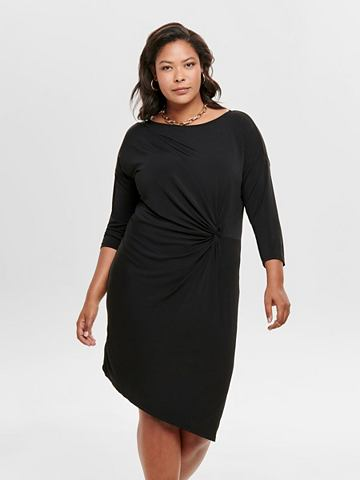 Curvy Drapy платье
