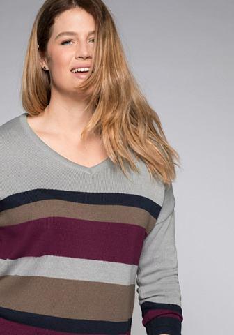 SHEEGO Пуловер длинный