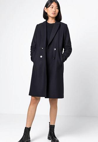 HALLHUBER Пальто шерстяное