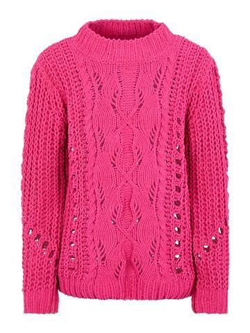 Zopfstrick пуловер