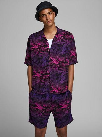 Jack & Jones Tropenprint рубашка с...