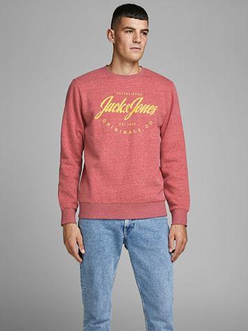 Jack & Jones футболка кофта спорти...