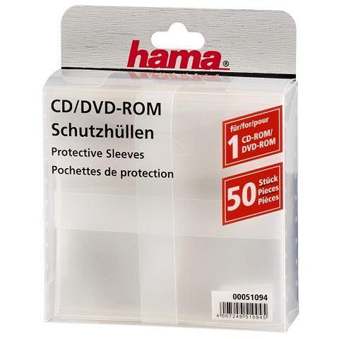 CD-/DVD-Schutzhüllen 50 прозрачна...