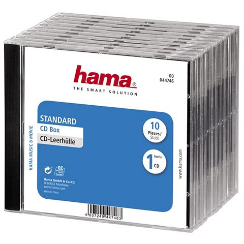 CD-Leerhülle Standard 10er-...