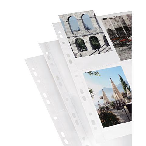 Foto-Hüllen DIN A4 для 8 Fotos в ...