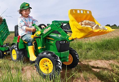 ® трактор детский с Frontlader и L...