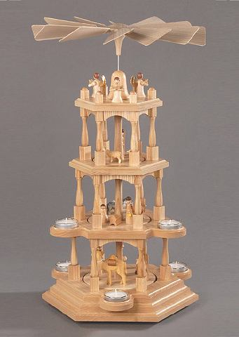 Pyramide natur »Christi Geburt&l...