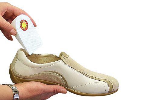 Подушечка в обувь на пятку