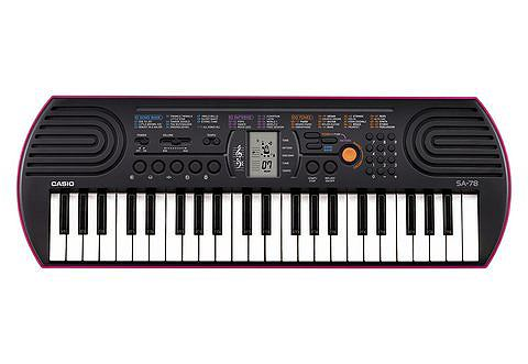 CASIO Мини-клавиатура ® »SA-78&laq...
