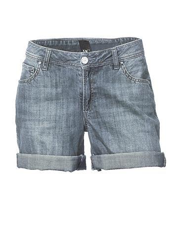 Шорты джинсовые с Nieten