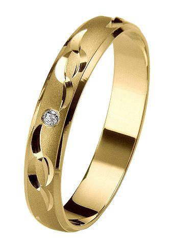 Обручальное кольцо Gelbgold