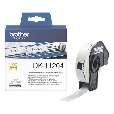 Этикетки »DK-11204«