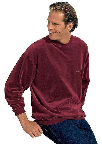 Пуловер с »«-Stickerei