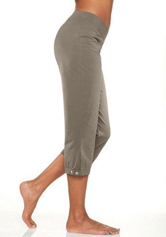 Качествeнный брюки-капри с регулируемы...