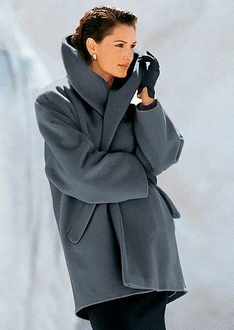 Куртка с apartem воротник