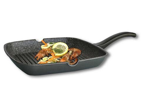 Прямоугольная сковорода для гриля с дв...