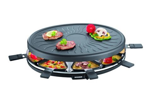 Raclette RG 2681.902 8 Raclettepf&auml...
