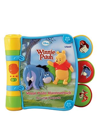 "VTECH ® книжка ""Winnie Puuhs приклю..."