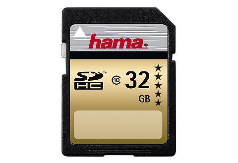 Speicherkarte SDHC 32GB Class 10 High ...