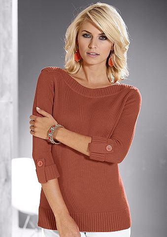 Пуловер в angesagter имитация