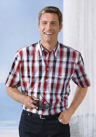 Рубашка с sportivem Button-Down-Kragen...