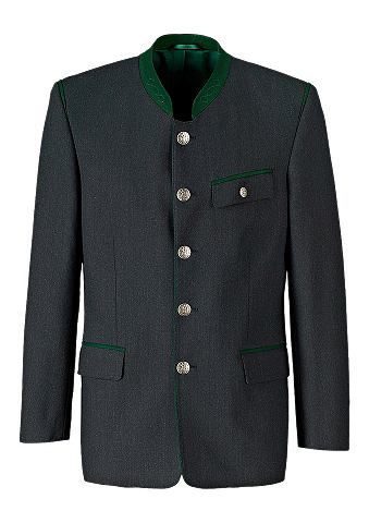 Пиджак в национальном стиле