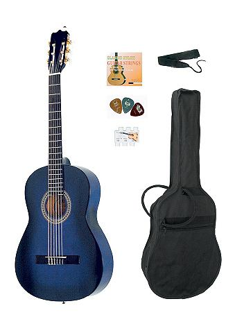 Гитара »Konzertgitarren-Set 4/4&...