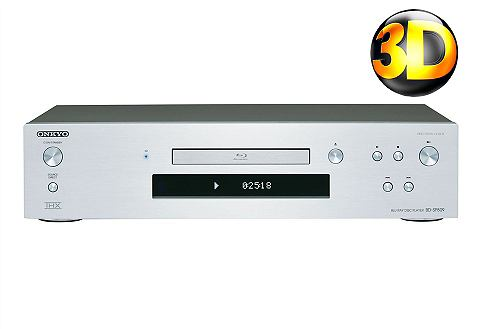 BD-SP809 3D Blu-ray-Player 3D-fäh...