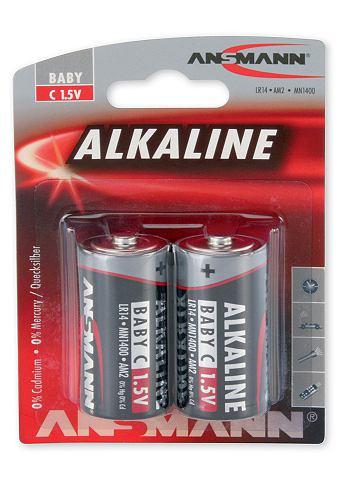 Babybatterien »Alkaline«