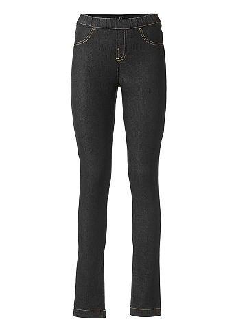heine CASUAL Леггинсы в имитация джинсовой ткани