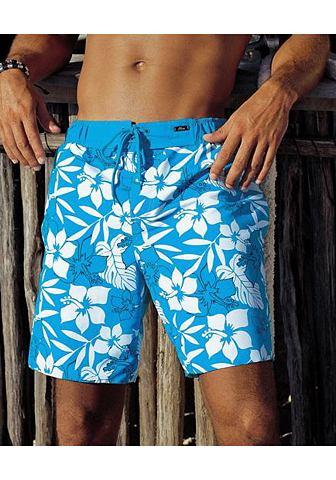Пляжный шорты для купания в модный рис...