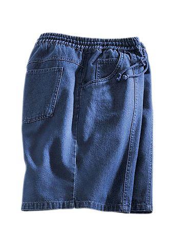 Бермуды в Jeans-Qualität