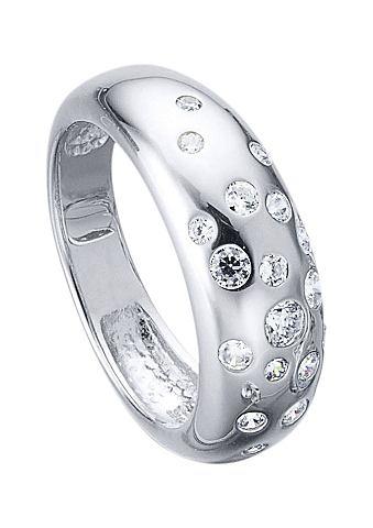 Кольцо с Zirkonia