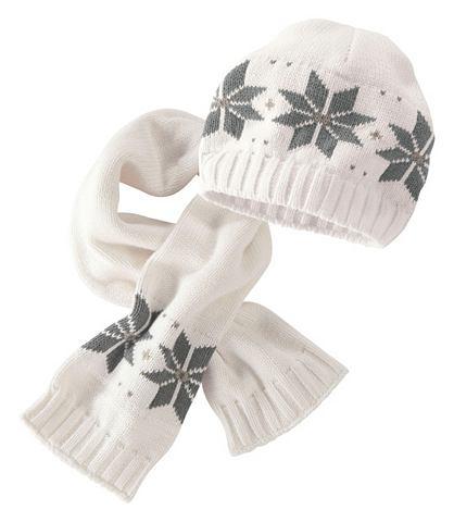 Шапка & шарф
