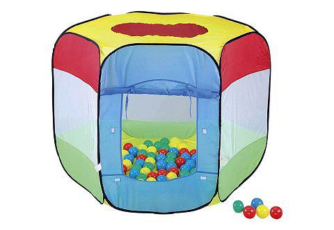 Игровая палатка и палатка с шариками